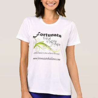 Fortunata Tribal Gypsy Troupe T-Shirt