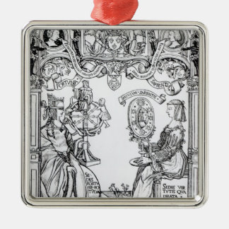 Fortune and Wisdom Ornaments