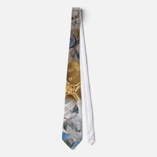 Fortune   Be rich Tie