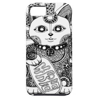 Fortune Cat Case For The iPhone 5