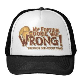 Fortune Cookie Cap