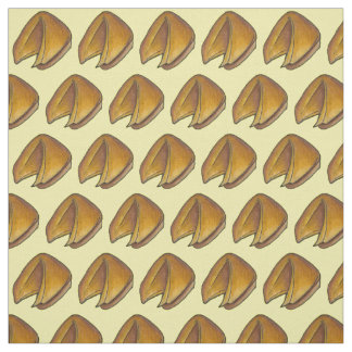 Fortune Cookie Cookies Chinese Restaurant Fabric