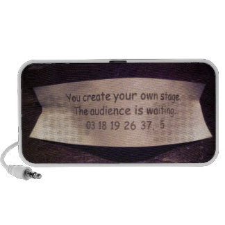 Fortune Cookie Quote Travel Speakers