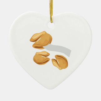 Fortune Cookies Christmas Tree Ornament