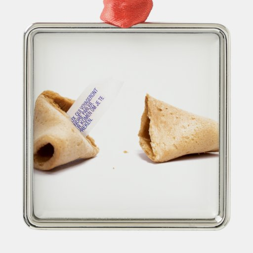 fortune cookies ornaments