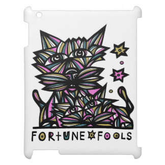 Fortune Fools BuddaKats iPad Case