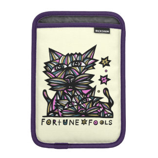 """Fortune Fools"" iPad Mini Soft Case"