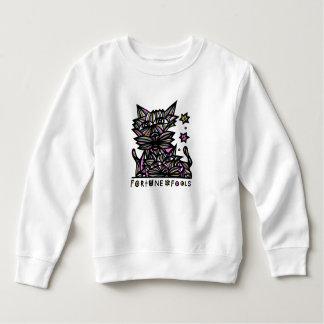 """Fortune Fools"" Toddler Sweatshirt"
