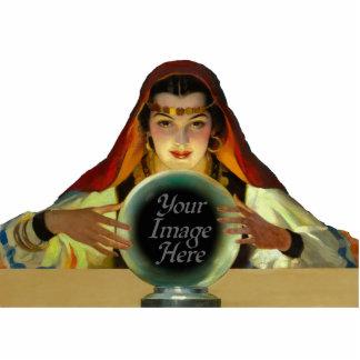 Fortune Teller Custom Photo Cutout