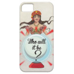 Fortune Teller Gypsy Chrystal Ball iphone case iPhone 5/5S Case