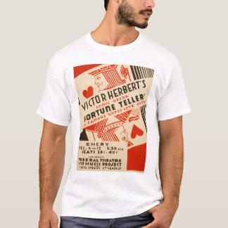Fortune Teller Opera 1937 WPA T-Shirt