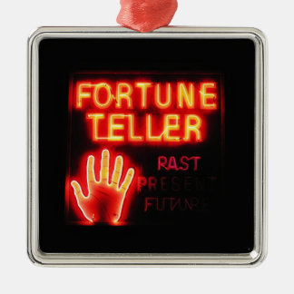 Fortune Teller - Past Present Future Christmas Tree Ornament