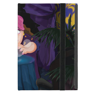 Fortune Tellers Tent Cover For iPad Mini