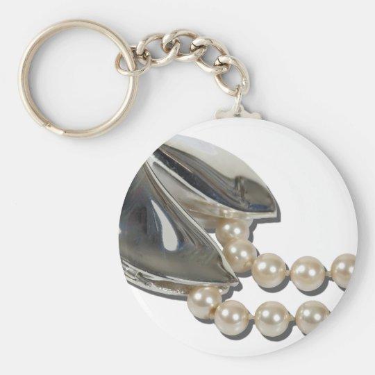 FortuneCookiePearls082111 Key Ring