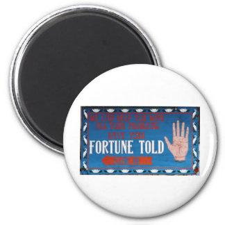 Fortunes Told 6 Cm Round Magnet