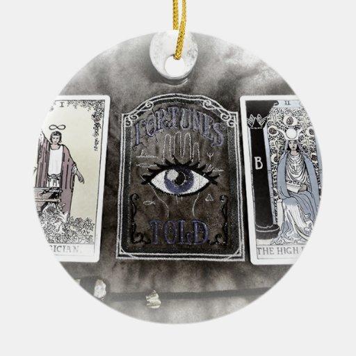Fortunes Told Ornament