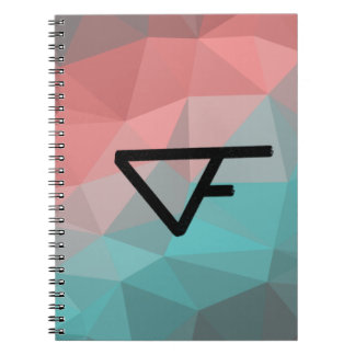 Fortwas Spiral Notebook