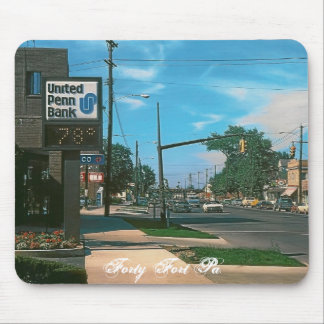 Forty Fort Pa Mousepad