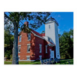 Forty Mile Point Lighthouse Postcards