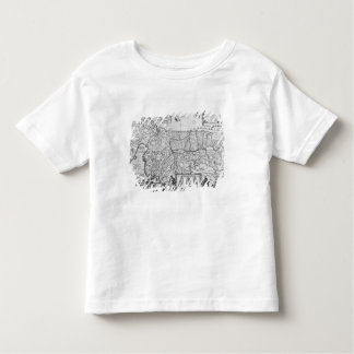 Forty Years Travels of the Children of Israel Toddler T-Shirt