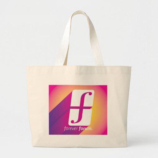 Forum Canvas Bags