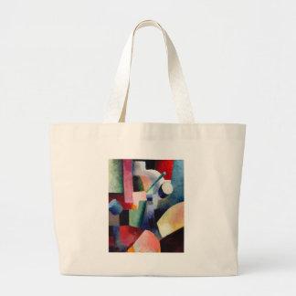 Forum of color canvas bag