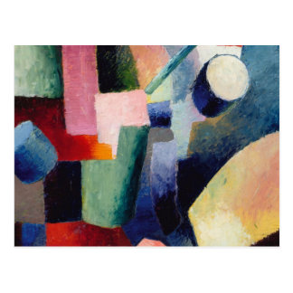 Forum of color postcard