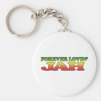 Forver Lovin' Jah Key Chain
