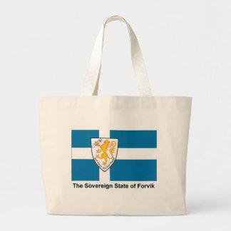 Forvik Flag Bag
