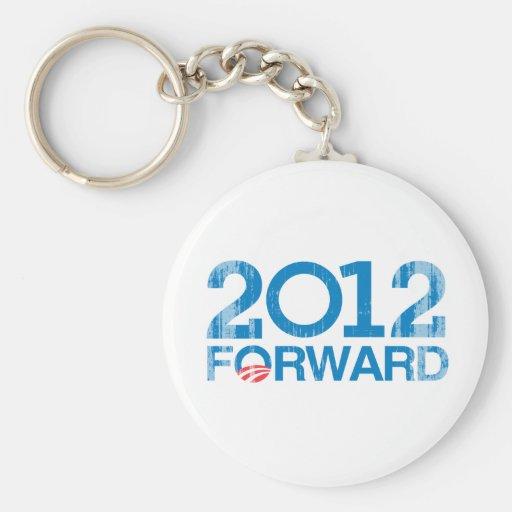 Forward 2012 Vintage.png Basic Round Button Key Ring