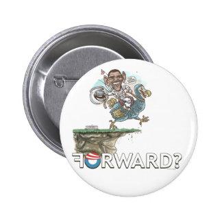 Forward? 6 Cm Round Badge