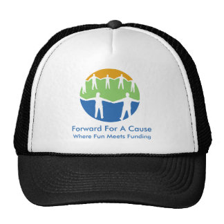 Forward For A Cause Trucker Hats