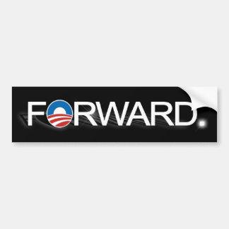 Forward for Obama 2012 Bumper Sticker