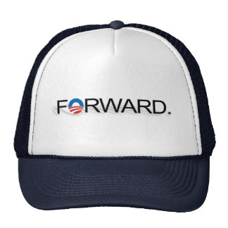 Forward for Obama 2012 Hats