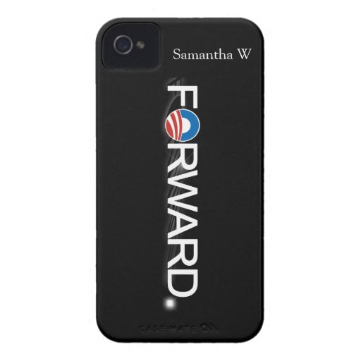 Forward for Obama 2012 iPhone 4 Case-Mate Case