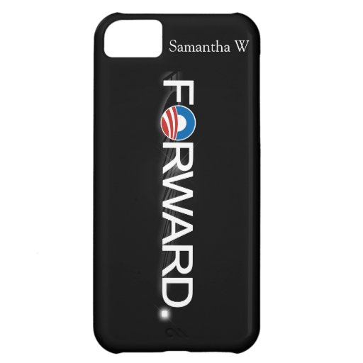 Forward for Obama 2012 Cover For iPhone 5C