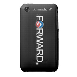 Forward for Obama 2012 iPhone 3 Case