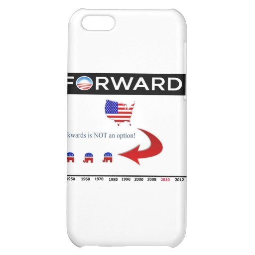 FORWARD - NOT BACKWARDS 2012.jpg Cover For iPhone 5C