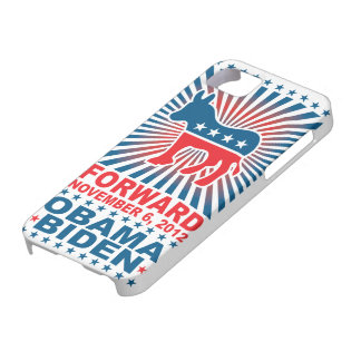 Forward Obama 2012 iPhone 5 Case