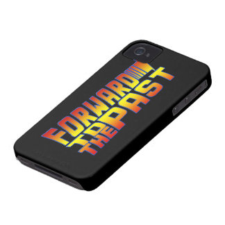Forward to the past iPhone 4 Case-Mate case