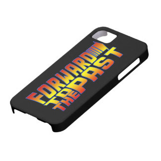 Forward to the past iPhone 5 case