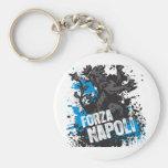 Forza Napoli Key Chain