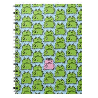 Fosch pink one notebooks