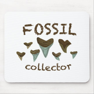 Fossil Collector Mouse Pad