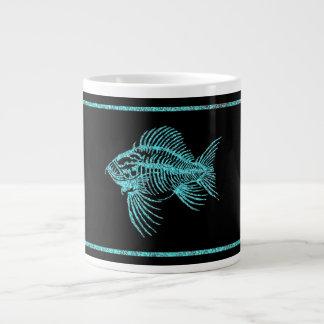 Fossil Fish Jumbo Mug