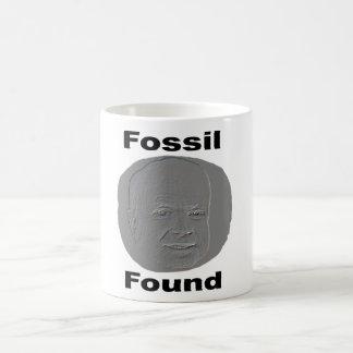 Fossil Found.Mug Basic White Mug