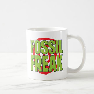 Fossil Freak G Coffee Mugs