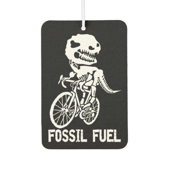 Fossil fuel car air freshener