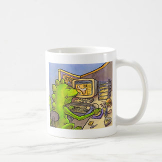 Fossil Hunter Coffee Mug