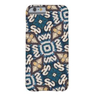 Fossil Road Mosaic Barely There iPhone 6 Case